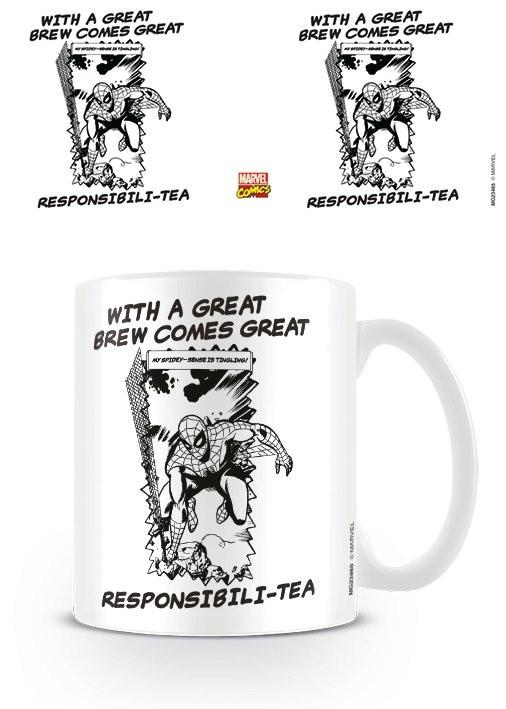 Tazze Marvel Retro - Great Responsibili-tea