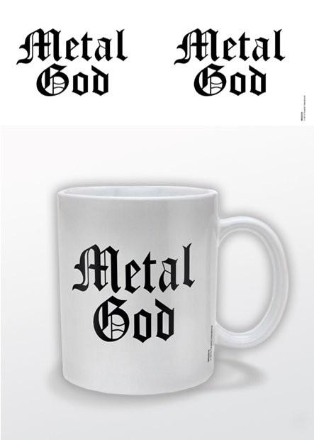 Tazze Metal God