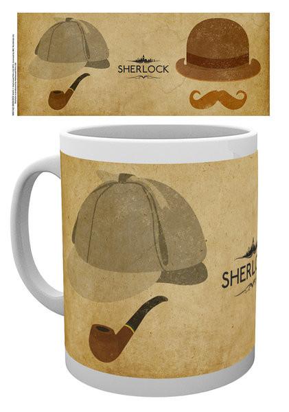Tazze Sherlock - Icons