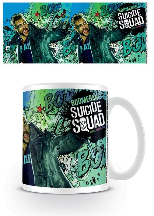 Tazze Suicide Squad - Boomerang Crazy