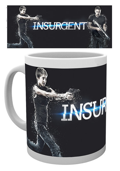 Tazze The Divergent Series: Insurgent - Characters