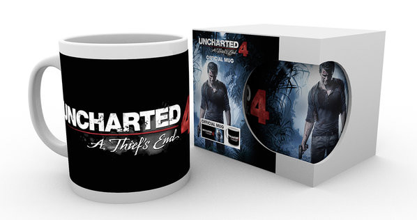 Tazze  Uncharted 4 - A Thief's End