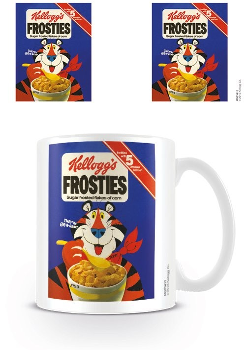 Tazze Vintage Kelloggs - Frosties - Tony Bowl