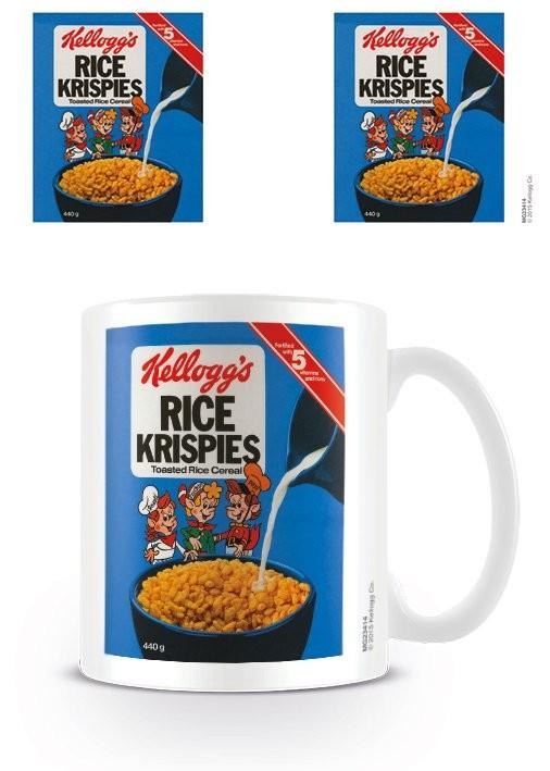 Tazze Vintage Kelloggs - Rice Krispies Classic