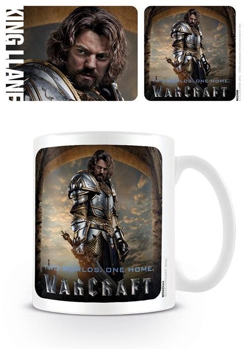 Tazza Warcraft: L'inizio - King Llane