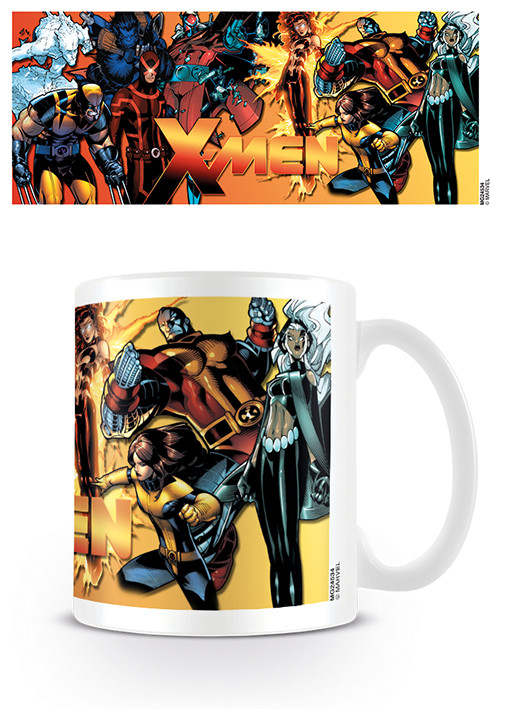 Tazze X-Men - Characters
