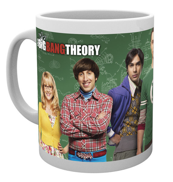 Cană The Big Bang Theory - Cast