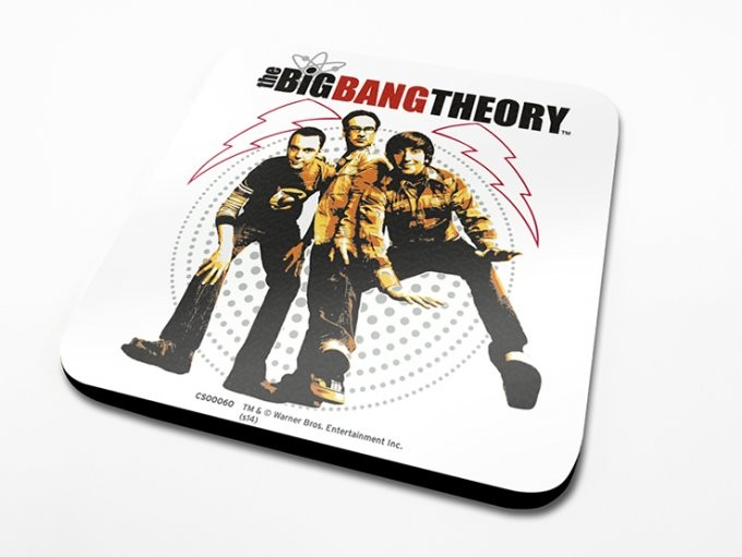 The Big Bang Theory - Fisheye underlägg
