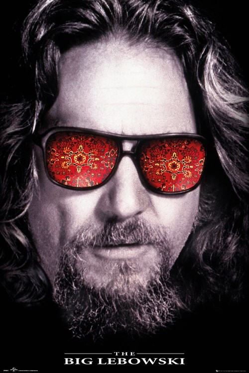 Αφίσα  The Big Lebowski - The Dude
