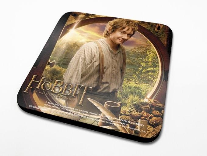 The Hobbit - Bilbo Suporturi pentru pahare