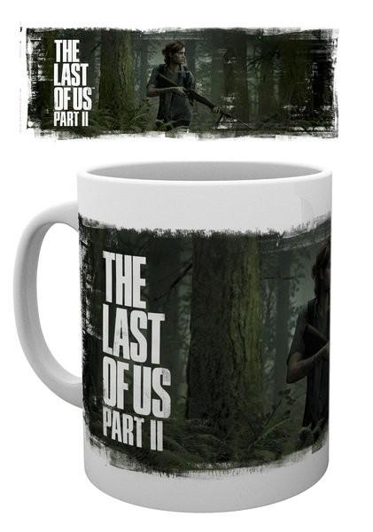 Taza The Last Of Us Part 2 - Key Art