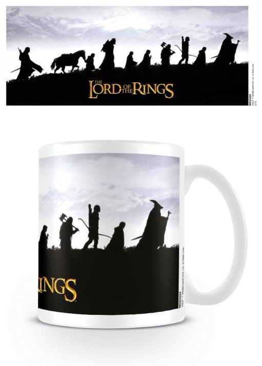 Cană The Lord of the Rings - Fellowship