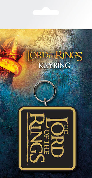 The Lord Of The Rings - Logo Breloc