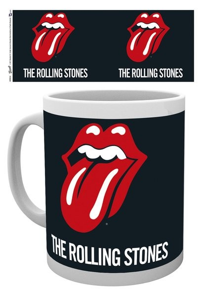 Kubek The Rolling Stones - Tattoo