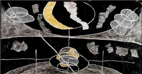 The Satellites Reproduction d'art
