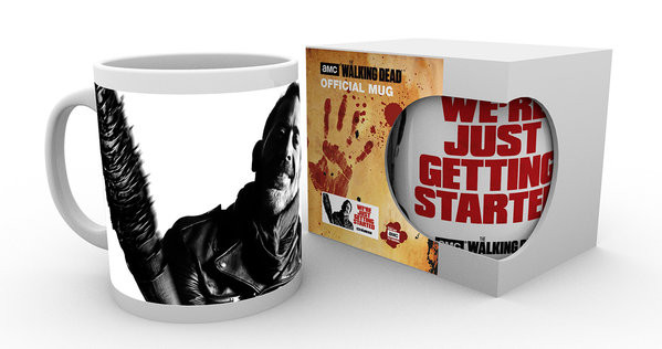 Taza The Walking Dead - Getting Started