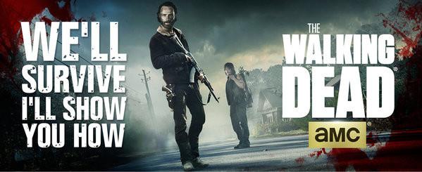 Taza The Walking Dead - Guns