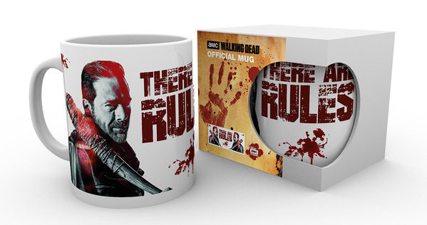 Taza The Walking Dead - Rules