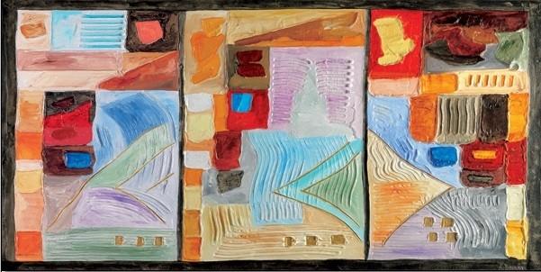 Three-dimensional Reproduction d'art