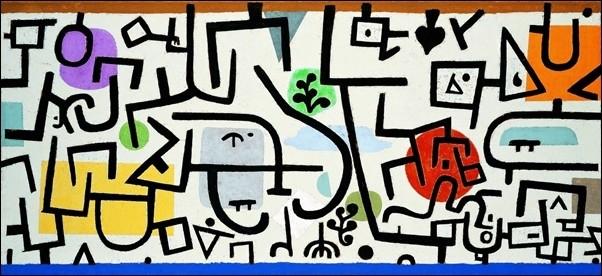 P.Klee - Reicher Hafen Reprodukcija umjetnosti