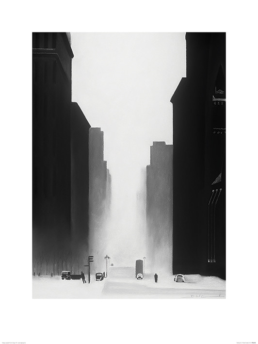 David Cowden - The Big City Reprodukcija