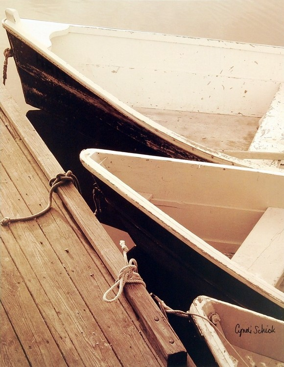 Docked Tisk