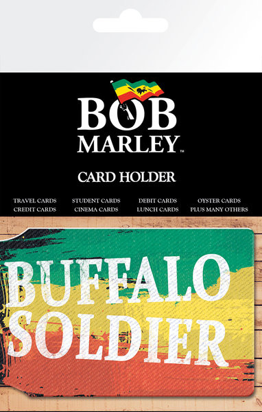BOB MARLEY - buffalo soldier Titular