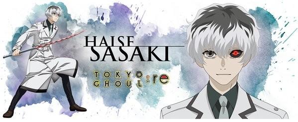 Hrnek Tokyo Ghoul – RE - Haise Sasaki
