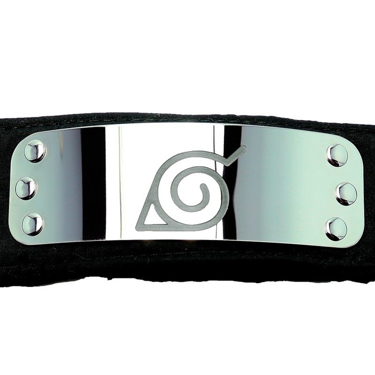Oblačila Trak za glavo Naruto Shippuden - Konoha