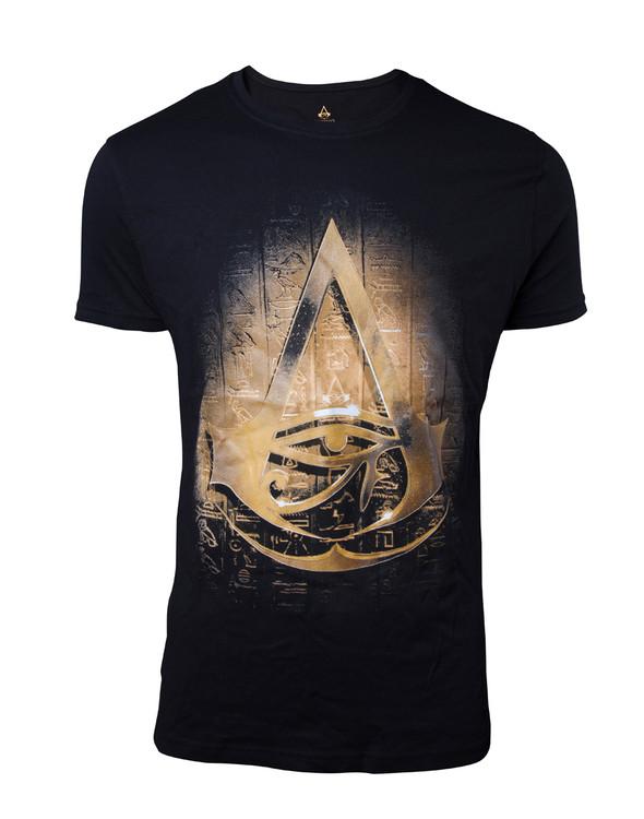 Tričko Assassin's Creed Origins - Hieroglyph Crest