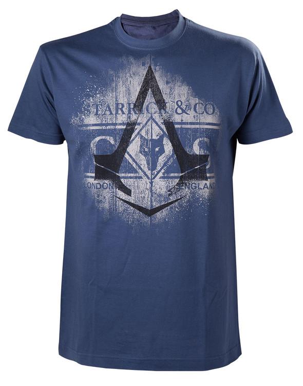 Tričko  Assassin's Creed Syndicate - Blue Starrick & Co