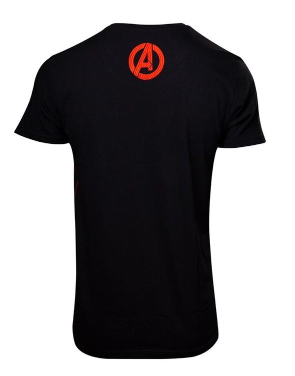 Tričko  Avengers - Constructivism