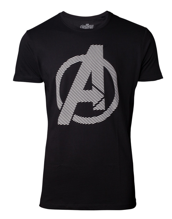 Tričko  Avengers Infinity War - Avengers Logo