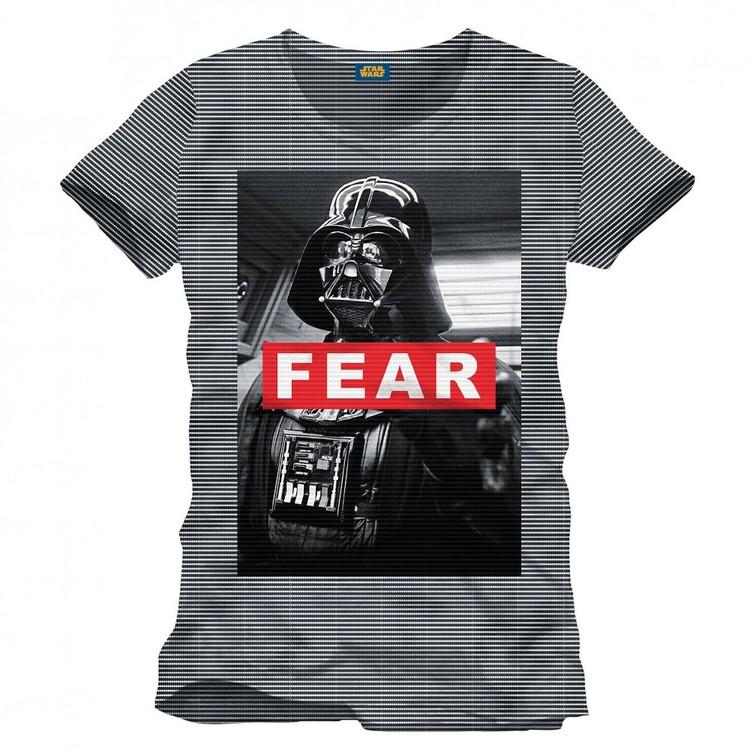 Tričko  Star Wars - Vader Fear