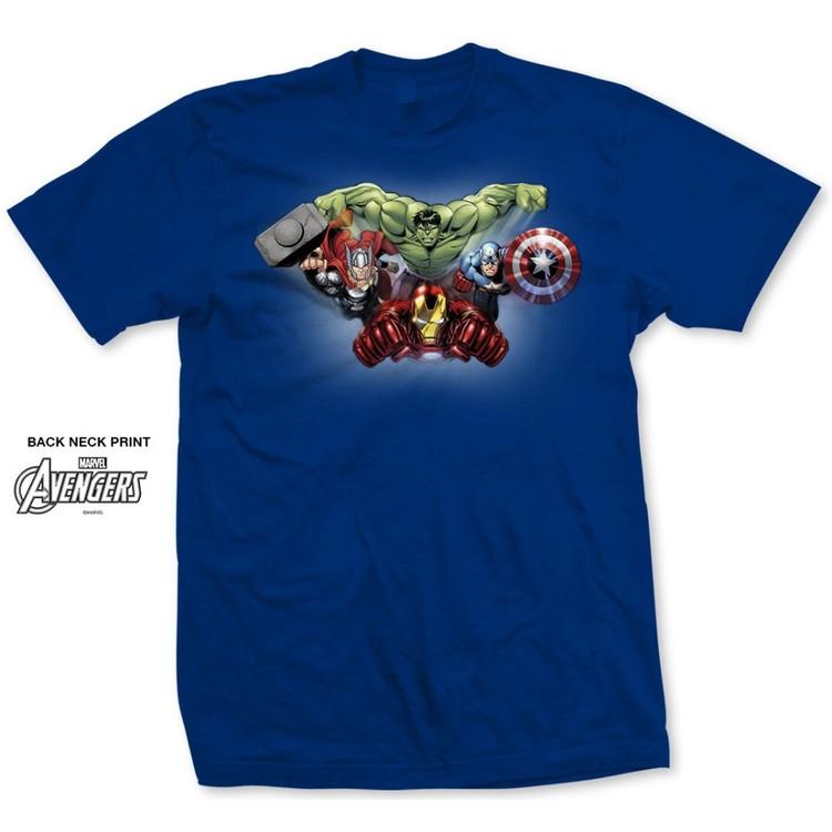 Avengers - Avengers Character Tricou