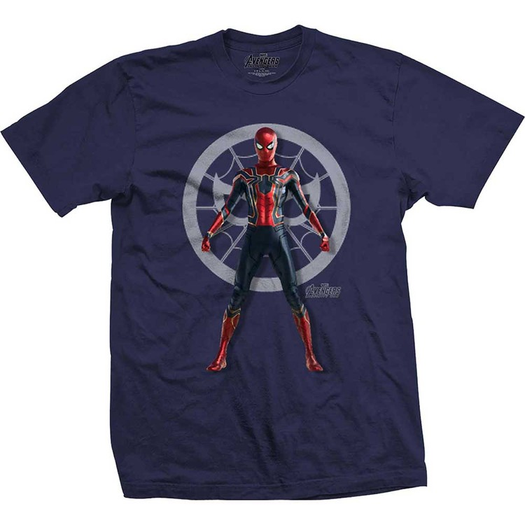 Avengers - Infinity War Spider Man Character Tricou