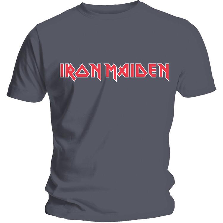 Iron Maiden - Classic Logo Tricou