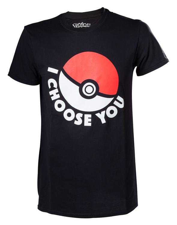 Pokemon - I Choose you Tricou