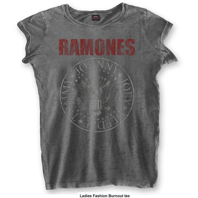 Ramones - Presidential Seal Ladies Tricou