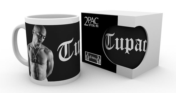 Hrnek Tupac - Cross