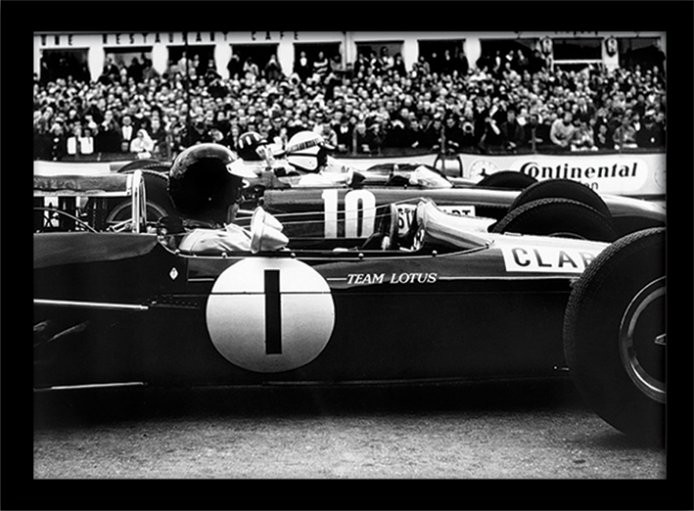 Monaco - 15 Keretezett Poszter
