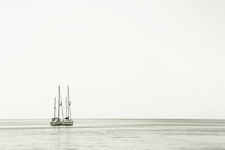Umjetnička fotografija At sea | Vintage