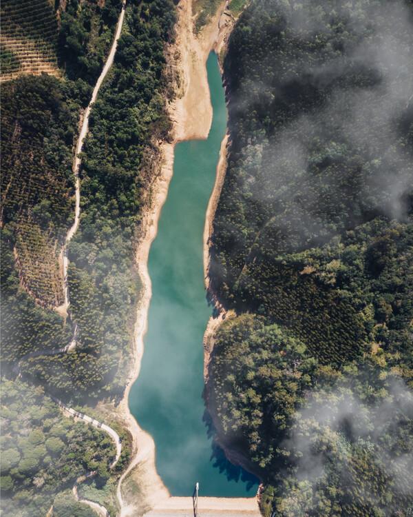 Umjetnička fotografija Dam