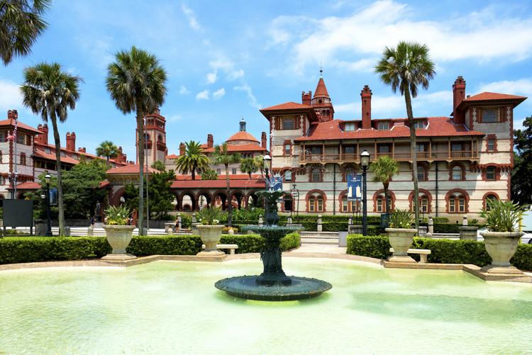 Umjetnička fotografija Flager College - St Augustine - Florida