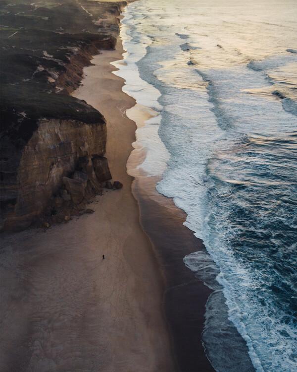 Umjetnička fotografija The Man & The Rock
