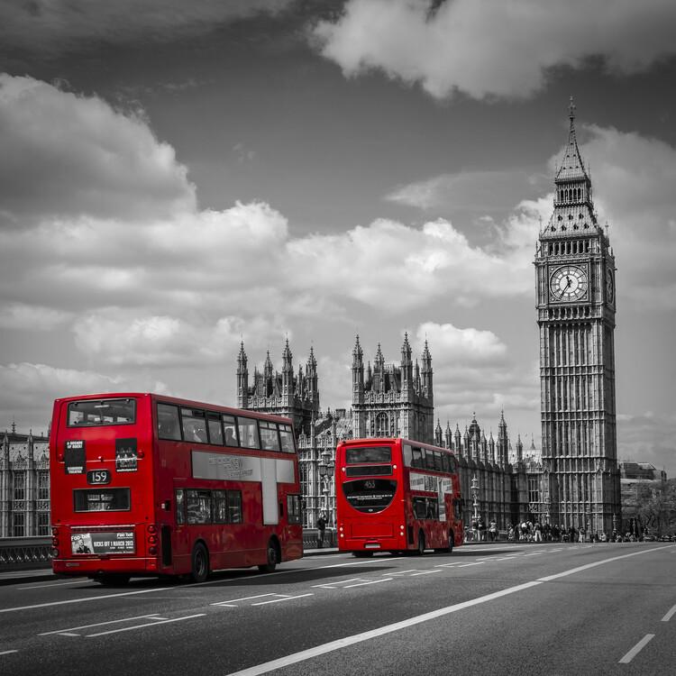 Umjetnička fotografija Typical London