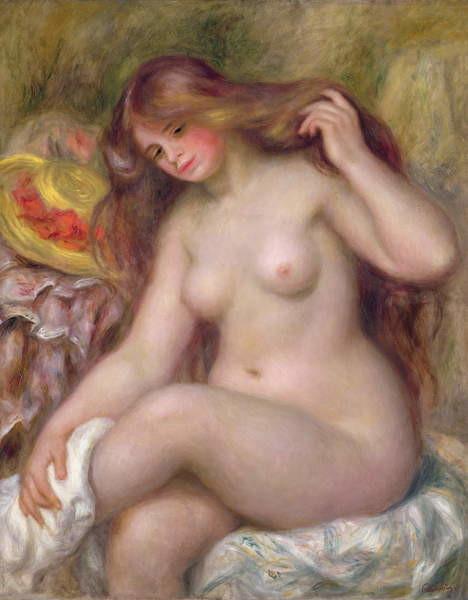 Bather, c.1903 Reprodukcija umjetnosti