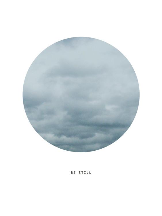 Umjetnička fotografija Be still 2