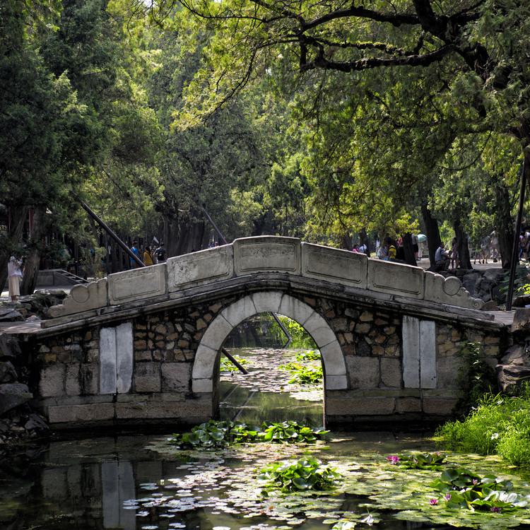 Umjetnička fotografija China 10MKm2 Collection - Asian Bridge