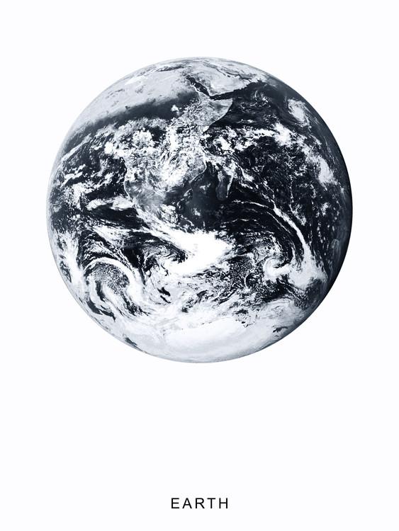 Umjetnička fotografija earth1